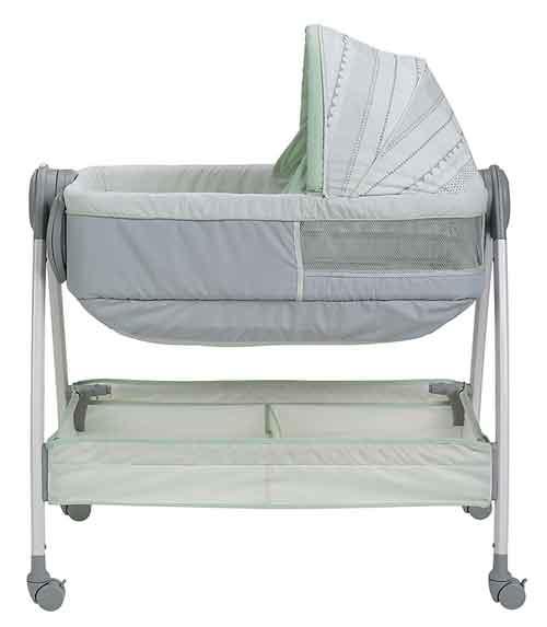 graco dream suite bassinet reviews