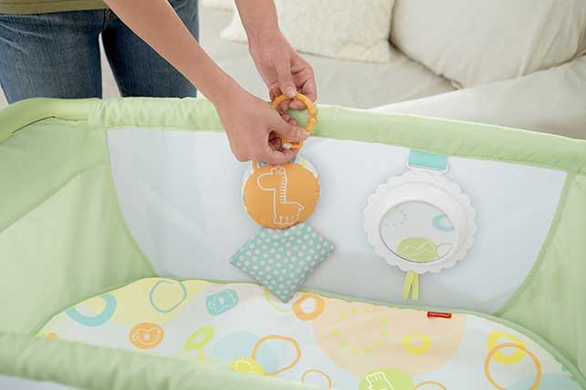How to set up a Bassinet